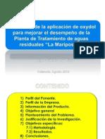 Conferencia Oxydol en Mariposa (Completo)