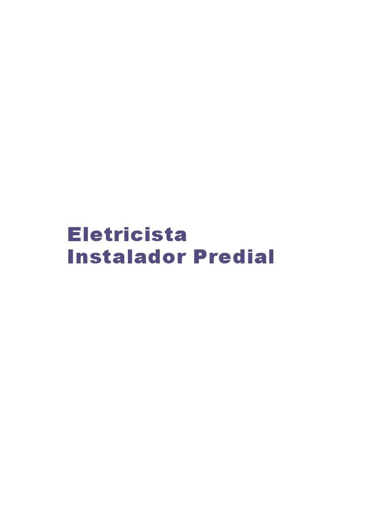 EAD - Eletricista Instalador Predial PARTE 1 (1) 6b44d5a896