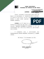 Tjsp - Penhora Quotas - Afectio Societatis