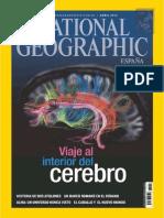 National Geogafic. El cerebro.