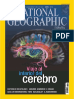 National Geogafic. El cerebro.