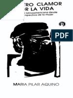 Aquino - Nuestro Clamor Por La Vida