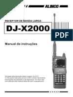 Djx2000 Manual português