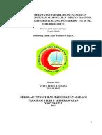 Asuhan Keperawatan Post Op Appendiksitis Rspau Hardjolukito (Satya)