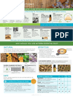 Natural Solutions Class Handout