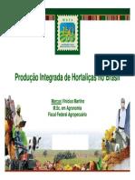Produção Integrada de Hortaliças