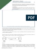 Eletrônica Automotiva - 1 (Revisando Conceitos Básicos de Eletricidade)