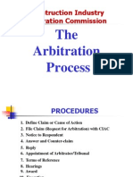 (The Arbitration Process).ppt
