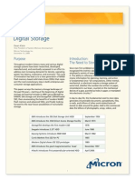 History of Digital Storage Wp