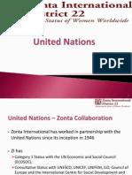 UN Presentation OCT 2012