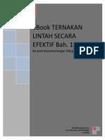 eBook Ternakan Lintah Bah. 1
