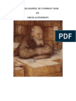 The Philosophy of Common Task