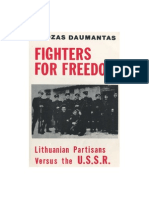 Fighters for Freedom, Lithuanian Partizans