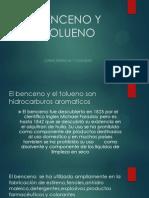 Benceno y Toluenocompleto