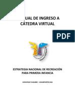 Manual de Ingreso a Catedra Virtual