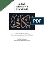 AL-KAFI VOLUME 5 (English).pdf