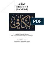 AL-KAFI VOLUME 5 (English).pdf
