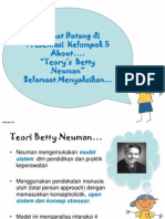 Teori Betty Neuman