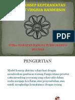 modelkonsepkeperawatanmenurutvirginiahanderson-131201183935-phpapp02