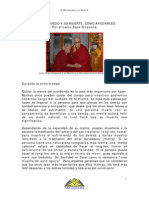 Budismo - El Moribundo y Su Muerte