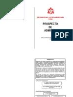 Prospecto ULC