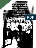 Saranyana - Teología de La Mujer y Teología Feminista