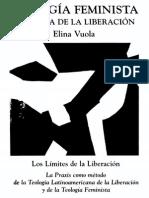 Vuola - Teología Feminista, Teología de La Liberación