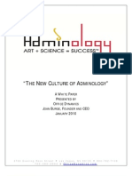 Adminology Whitepaper 2010