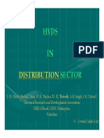 u c Trivedi Hvds in Distribution Sector