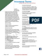 Insurance Exams pdf
