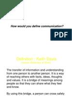 IP Business Communication 1