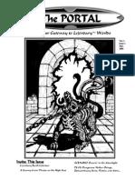 The Portal Magazine - Vol.1-Iss.1