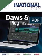 Daws and Pluggins 2014 Digital