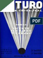 Revista Futuro- Bimestral -07-Abril-15-1934