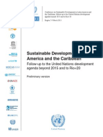 UN ECLAC Sustainable Development in LAC