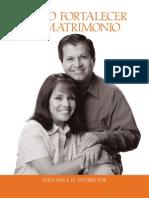 Manual Como Fortalecer El Matrimonio Instructor