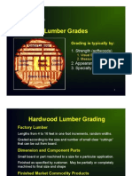 Lecture 13 - Lumber Grading