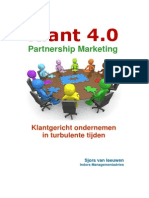 E-book Klant 4-0 - Partnership Marketing