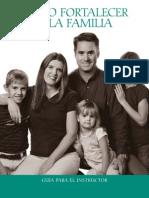 Manual Como Fortalecer en la Familia Instructor