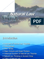 Slide Natural Law