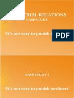 Ir Case Study