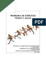Apuntes Educación Física 1º Bachiller 1ªevaluación