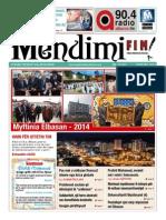 Gazeta Mendimi 27