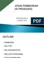 Peralatan Pemboran Dan Produksi 123