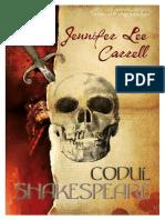 Carrell, Jennifer Lee - Codul Shakespeare (v.1.0)