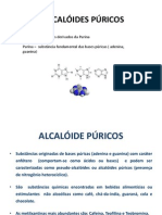 ALCALÓIDES+PÚRICOS