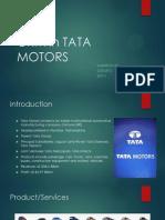 Crm in Tata Motors