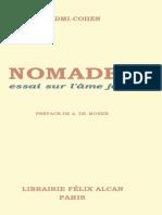 Nomades by Kadmi-Cohen