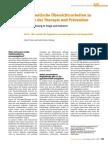 Systematische Übersichtsarbeiten zu Fragen der Therapie und Prävention