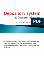 Depository System in India - Class